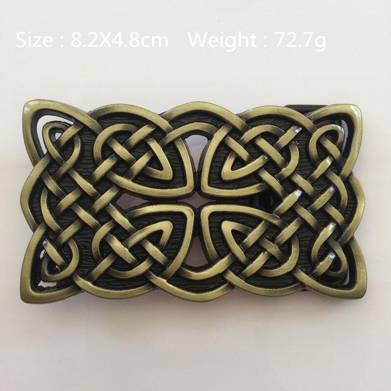 Розничная Новый пряжка для ремня 82*48 мм 72,7 г античная бронза металл для 4 см широкий пояс модные мужские джинсы женские аксессуары