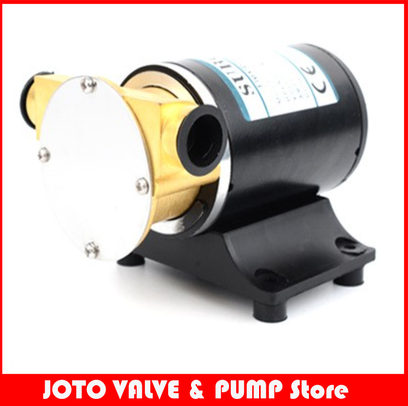 DC Power Portable Bilge Pump 12V/24V Centrifugal Pump For Salt Water