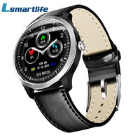 N58 ECG PPG Smart Watch With Electrocardiograph ECG Display Holter ECG Heart Rate Monitor Blood Pressure Smartwatch