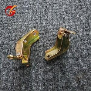 Image 3 - שימוש עבור ניסן navara d22 טנדר דלת ציר עליון ותחתון