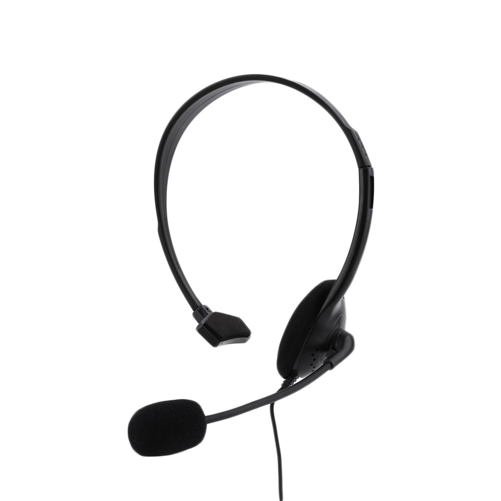 2017 New Wired Gaming Headset Headphone Microphone Mic Chat for for Play Station 4
