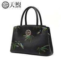 Pmsix High Quality Fashion Luxury Brand 2017 New Handbag Shoulder Bag Leather Bag Counter Genuine Women