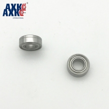купить Free Shipping SMR85zz ABEC3 5x8x2.5mm high quality Stainless steel bearing 2pcs/lot ball bearing 5x8x2.5 онлайн