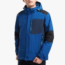 Для Мужчин's Для женщин зима 2 шт. флис Куртки открытый пальто спортивная Пеший Туризм походы кемпинг восхождение женские ветровка ma165
