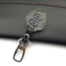 Hot sale Leather Case For Toyota Corolla Rav4 Yaris Avensis / Prado Car Key Wallet Car Styling 2 buttons remote starline a91