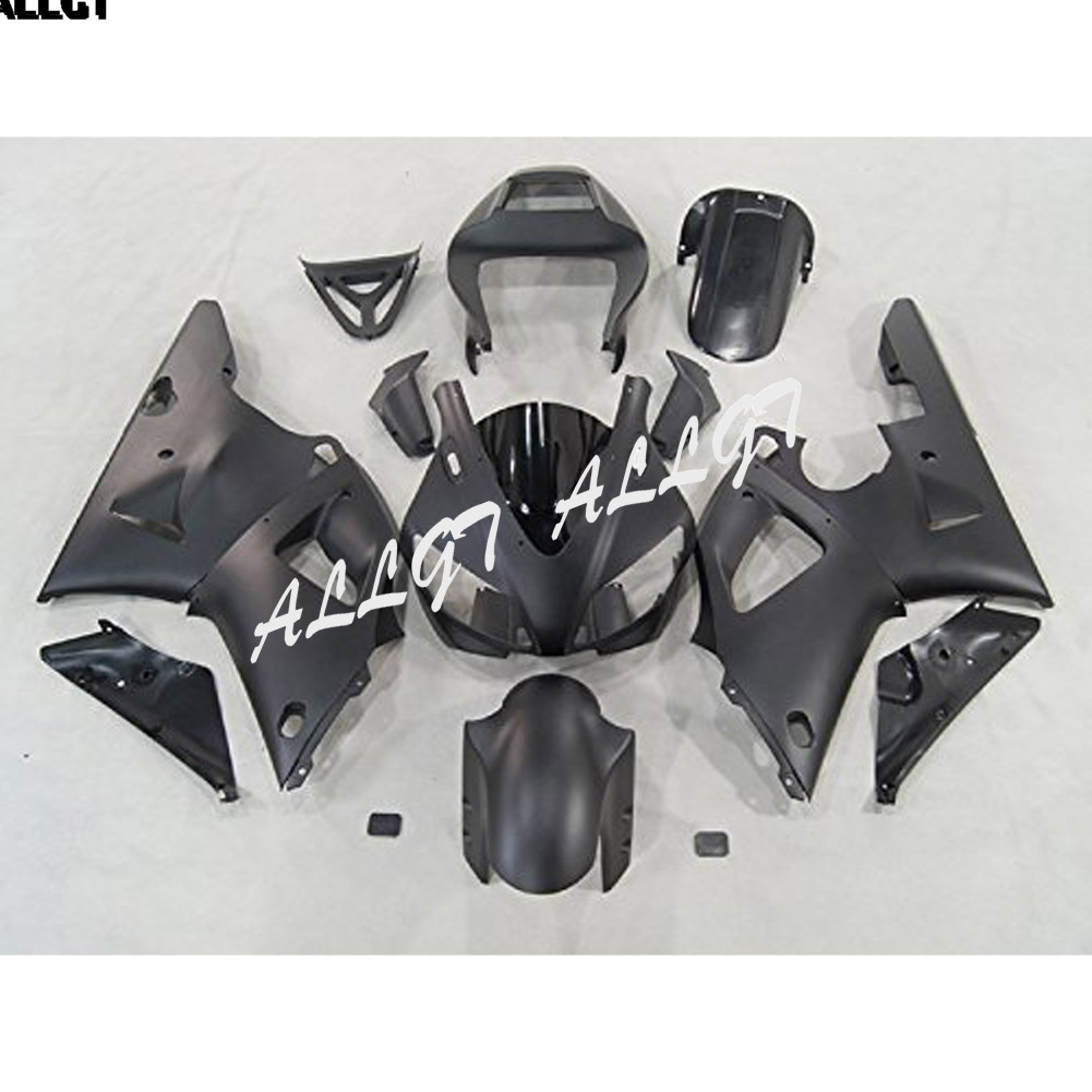 Matte ABS Injection Mold Plastic Fairings Body Work For 1998 1999 Yamaha YZF-R1 YZF R1
