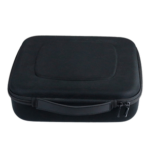 Image 4 - جديد EVA الصلب التخزين حمل حالة مربع ل Anki Cozmo ألعاب روبوتية السفر للماء واقية غطاء الحقيبة مربع مزدوجة سحابات حقيبة