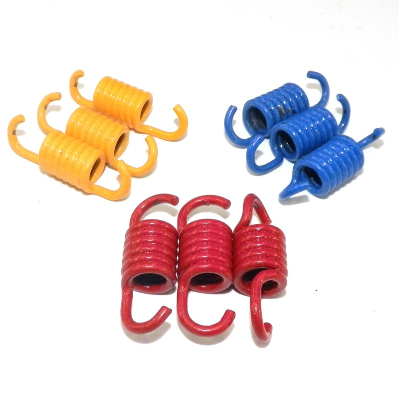 3 Sets (9 Pieces) Chinese Scooter Performance Clutch Spring For GY6 150cc 157QMJ