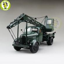 1/24 Китай цзефан FAW автокран Engineering литая машинка Модель автомобиля грузовик подарок коллекция хобби высокое качество