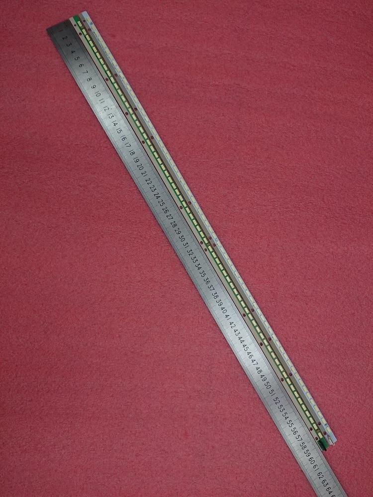 original New 5 PCS 66LED 597MM LED backlight strip 47 V13 6920 0001C 6916L1009A 6916L1009B for