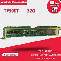 TF300T tablet motherboard For Asus Transformer Pad TF300T TF300T TF300TL Mainboard With 32G 16G SSD logic board System Board