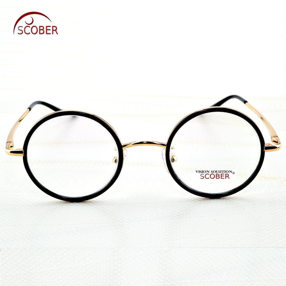 Round Vintage Retro Senator Reading Glasses +0.75 +1.25 +1.5 +1.75 +2 to +6 +6.5 +7 +7.5 +8 +8.5 +9 +9.5 +10 +10.5 +11 +11.5 +12