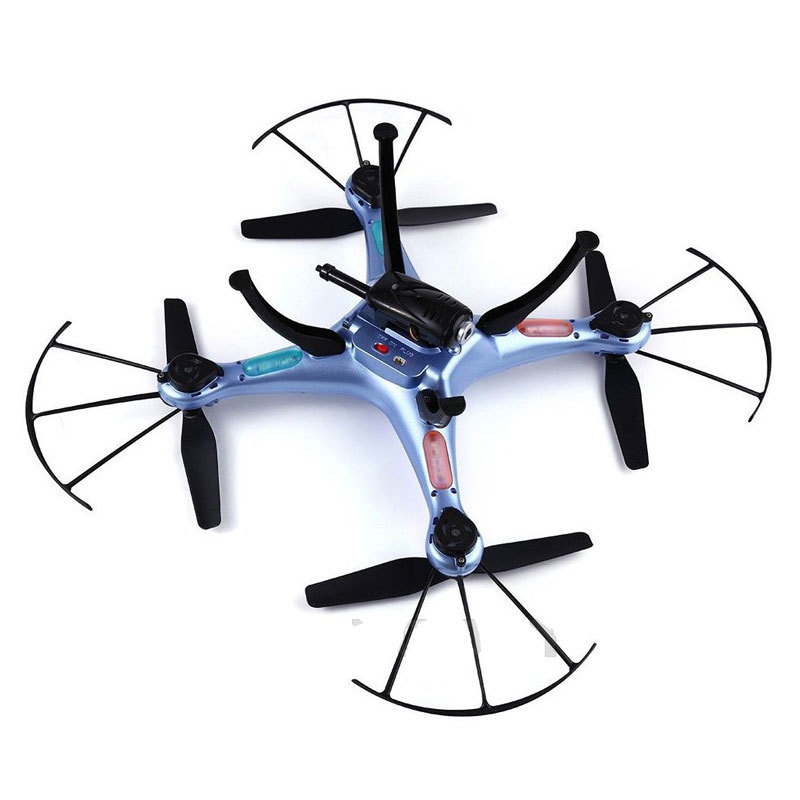 Syma X5HW FPV RC Quadcopter 4CH 2.4G 6-Axis with HD Wifi Camera Hover Function Camera Drone VS Syma X5C RC Helicopter syma x5hw fpv rc quadcopter drone with wifi camera 6 axis 2 4g rc helicopter quadcopter toys vs syma x5sw x5c with 5 battery