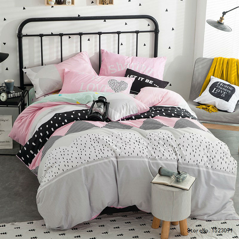 Kids Bedroom Linen kids bedding pink promotion-shop for promotional kids bedding pink