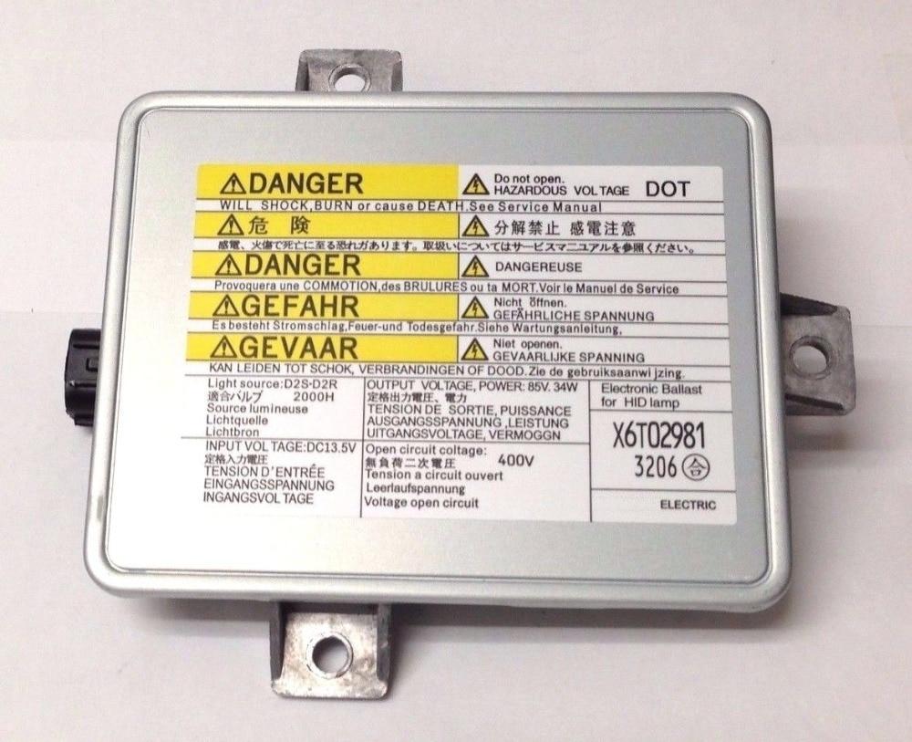 Aliexpress.com : Buy For Mitsubishi Grandis OEM Xenon HID Headlight D2S  Control Unit Box from Reliable hid headlight suppliers on XENONOEMBALLAST  Store