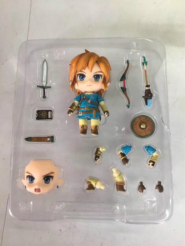 The Legend of Zelda Link Nendoroid azione figura in PVC bambola giocattolo