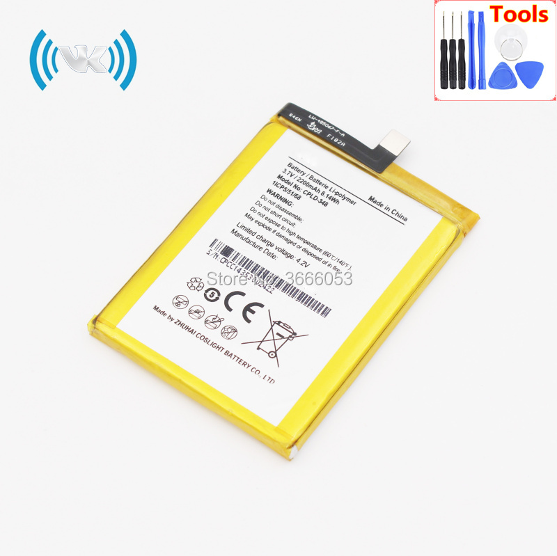US $12 95  VK New 2200mAh/8 14Wh 3 7V CPLD 348 Replacement Battery For  Coolpad 3602U Orange Fova Phone Rechargeable Battery Inbuilt-in Mobile  Phone