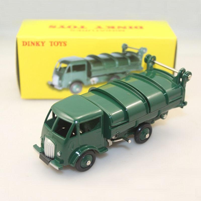 Atlas 1 43 Dinky Toys 25 V FORD MINIATURES Benne a ORDURES Diecast Antique Model Car