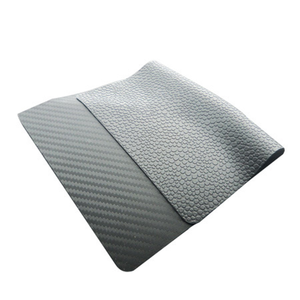 noir tableau de bord de voiture pad collant gadget tapis de silicone automobiles interieur tapis antiderapant accessoires universels pour vehicules tapis anti derapants