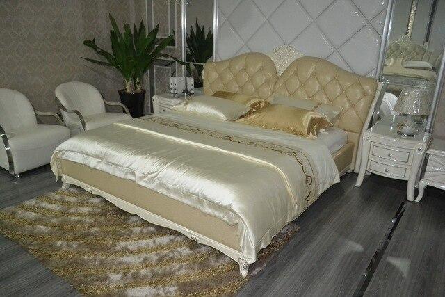 Aliexpress.com : Buy Muebles Para Casa Casa Soft Bed Promotion No ...