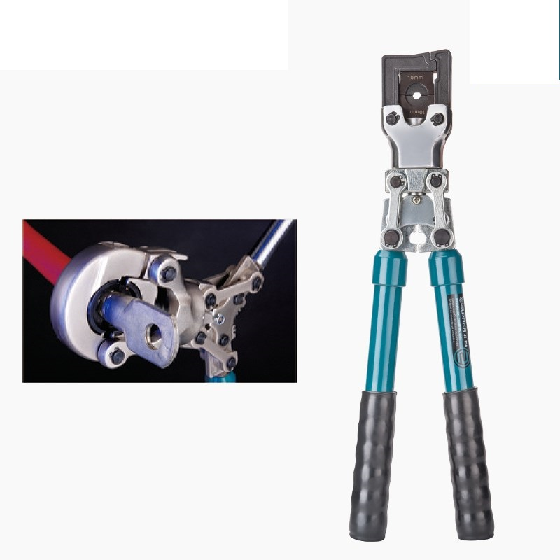 JT-150 Meccanico Attrezzo di Piegatura Attrezzo di Piegatura 10-150mm2 Manico TelescopicoJT-150 Meccanico Attrezzo di Piegatura Attrezzo di Piegatura 10-150mm2 Manico Telescopico