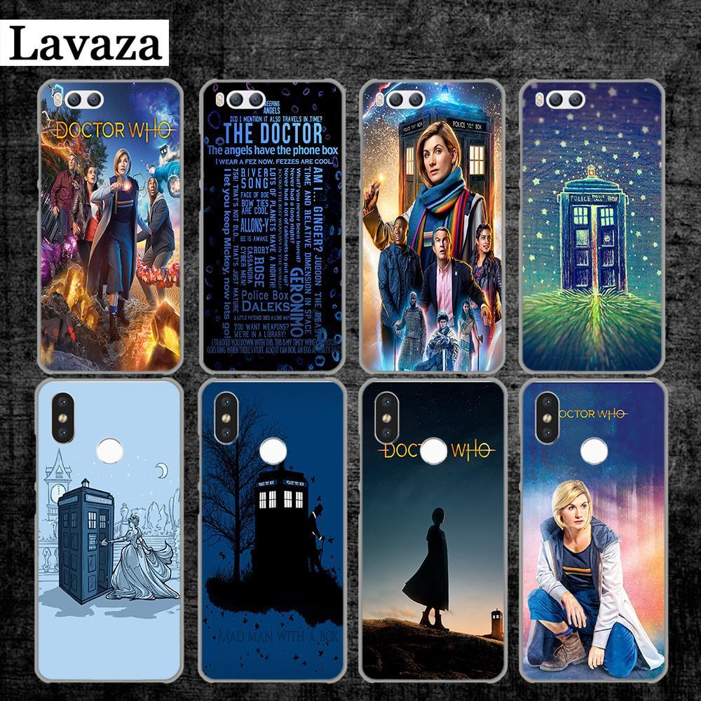 Lavaza doctor who Hard Case for Xiaomi MI 5 5S 6 8 9 SE Lite F1 A1 A2 5X 6X Mix 2S MAX 3