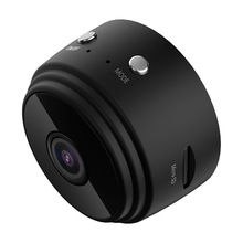HD 1080p A9 Mini Camera Ip Wifi Small Wireless Home Night Vision Security Micro Android IPhone Cam Baby Camcorder Mini Camera все цены