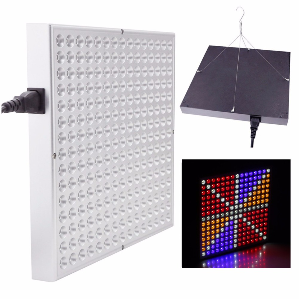 Excelvan 45 Watt LED Wasserkulturanlage Wachsen Licht Gesamte ...