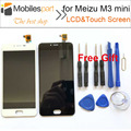 LCD Screen for Meizu M3 mini 5.0inch 100% New Replacement Accessories LCD Display+Touch Screen for Meizu M3 mini Smartphone