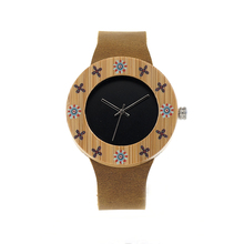Luxury Watches Brand BOBO BIRD Women Watch Bamboo Watch for Ladies Japan Movement Quartz Bracelets Watch Gifts C-I16