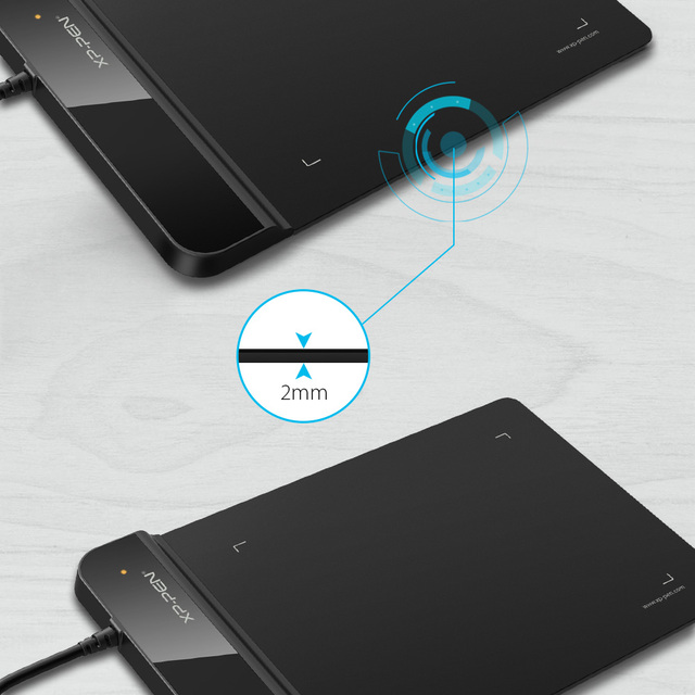 XP-Pen G430S tablette de dessin tablette graphique 8192 niveau 3 pouces dessin graphique pour OSU et stylet sans batterie-conçu! Gameplay 2