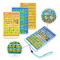Arabic kids reading Quran follows learning machine pad quran educational learning machine islamic toy gift for the Muslim kids