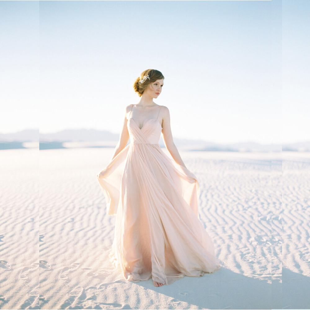 Compare Prices on Peach Beach Wedding Dress- Online Shopping/Buy ...