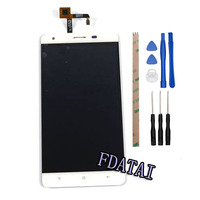 100 Tested 5 5 Inch For Oukitel K6000 Pro LCD Display Touch Screen Digitizer Panel Assembly