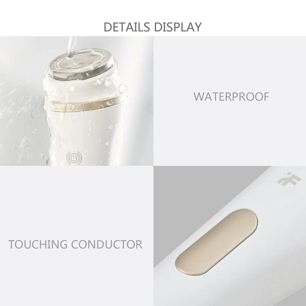 Xiaomi InFace Electronic Sonic Beauty Facial Instrument Deep Cleansing Face Skin Care Massager for Clean Oil Dirt Girl Best Gift (1)