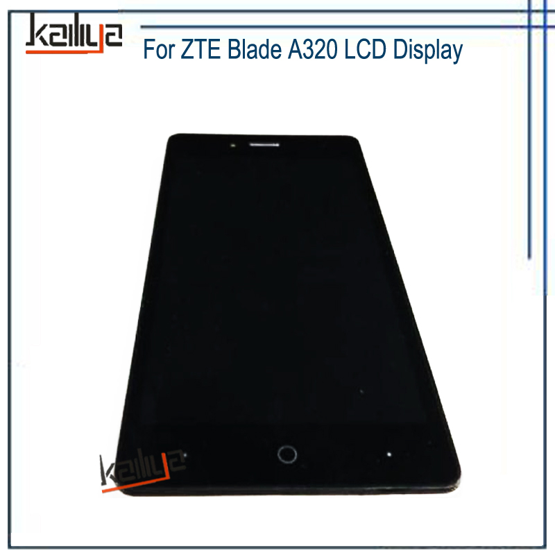 <font><b>LCD</b></font> Display For ZTE Blade <font><b>A320</b></font> Touch Screen Digitizer Assembly Replacement For ZTE Blade <font><b>A320</b></font> <font><b>LCD</b></font> Display image