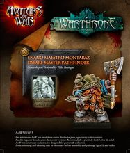 28302 Dwarven Pathfinder Heroes cheap Not a finished product It is a parts! ! 8 years old Resin Unisex Desktop games Resinking Desktop Wargames Other