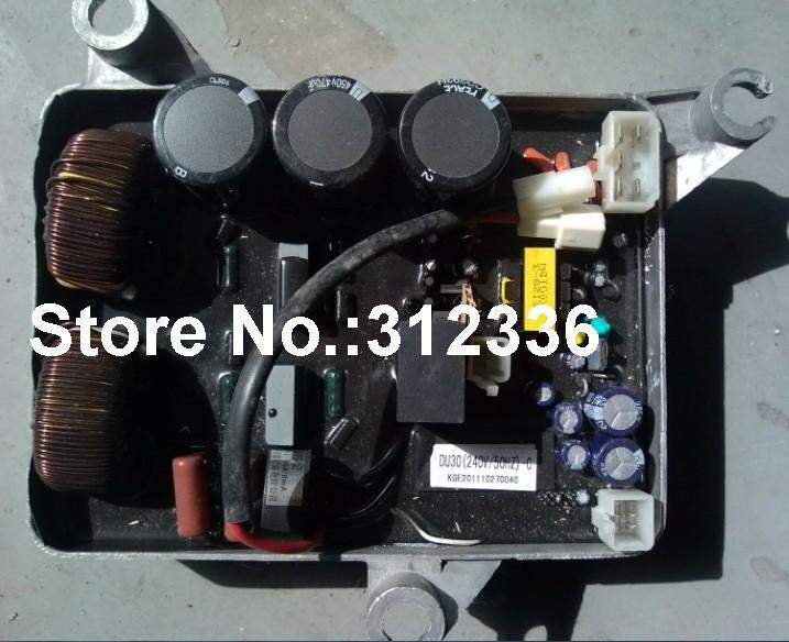 Fast shipping IG3000 IG3000E AVR DU30 230V/50Hz inverter generator spare parts suit for kipor Kama Automatic Voltage Regulator