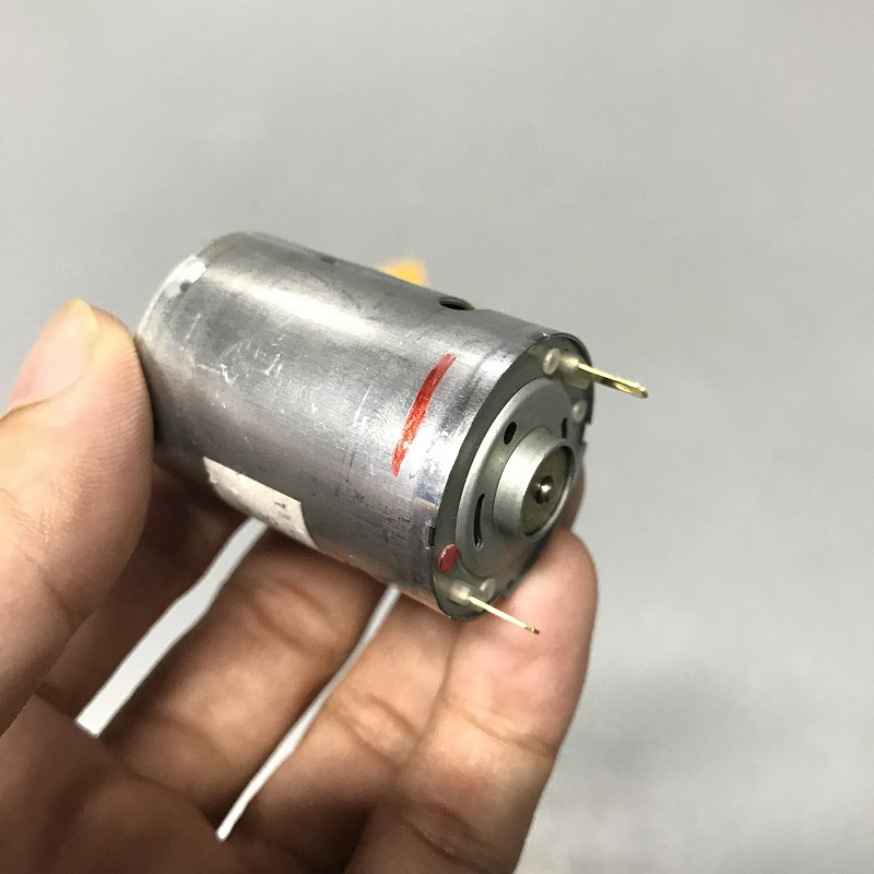 Mabuchi RS-380PH-4045 Motor DC 6V 7.2V 14000RPM High Speed Torque Boat Drill DIY