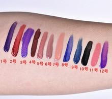Lip Gloss Matte Lipstick Velvet Touch