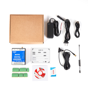 Image 5 - Ethernet Cellular IoT RTU Data Acquisition Monitoring System support Dual Sim card RS485 serial server Modbus Master/Slave S475