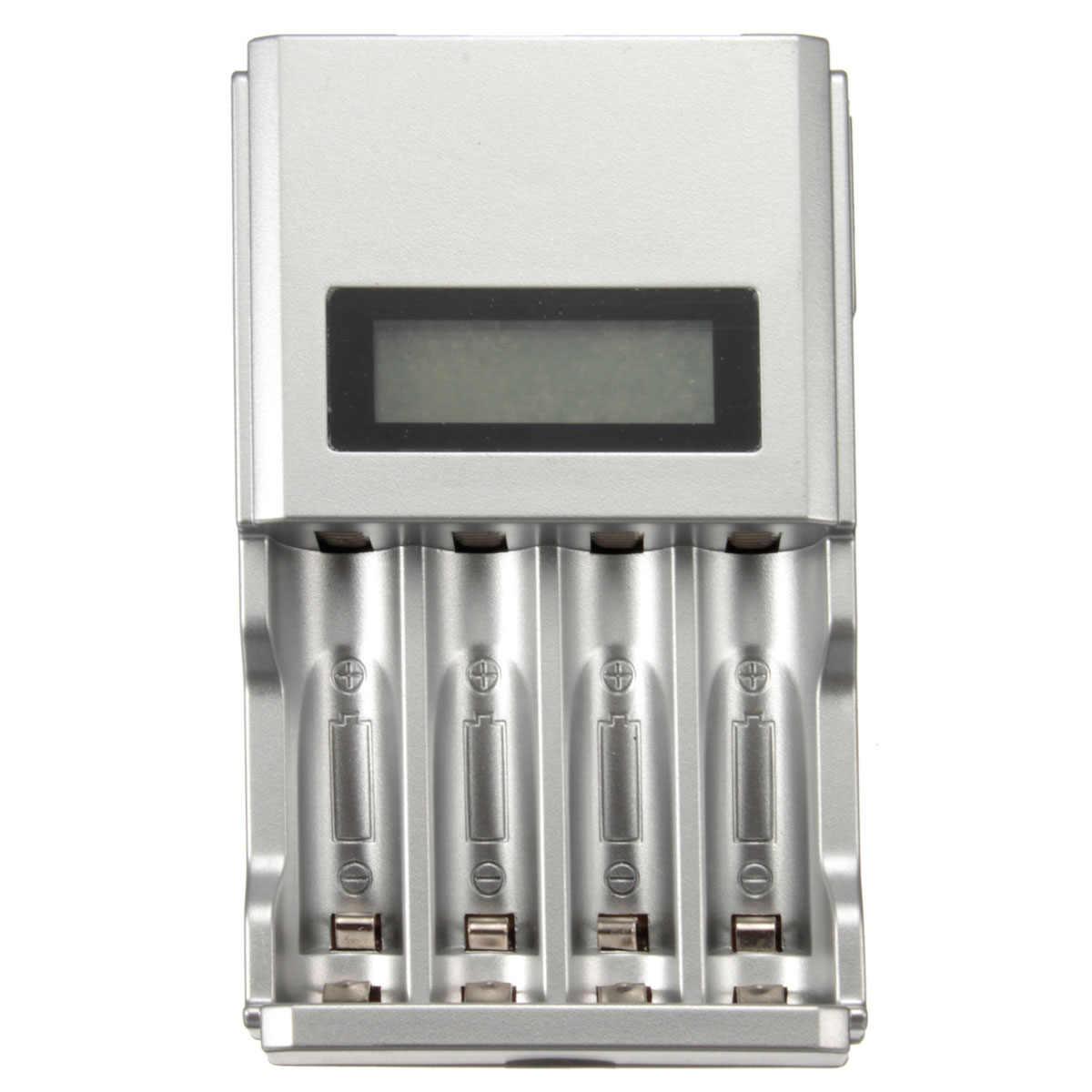 Claite LCD 1.2 V 2000mA 18650 26650 16340 14500 10440 18500 شاحن بطارية ل AA/AAA