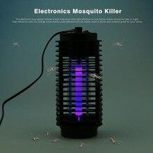 110*110*260 мм мухоловка Американская Британская вилка электронная москитная убийца лампа от жуков, насекомых, бесядовитых и полуфабрикатов