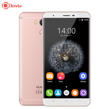 Oukitel U15 Pro Android 6.0 5.5 inch 4G Smartphone MTK6753 Octa Core 3GB RAM 32GB ROM 13.0MP Camera Fingerprint Mobile Phon