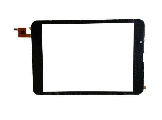 Дигитайзер сенсорным Экраном Стеклянной Панели Для Wexler Tab 8Q (P/N; AD-C-781560-FPC) IC: GT911 Бесплатная доставка