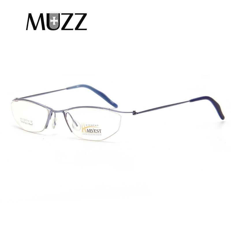 2019 Mode Muzz Kleine Gläser Rahmen Cat Eye Frau Myopie Gläser Brillen Optische Rahmen Für Hochwertige Rezept Lesebrille