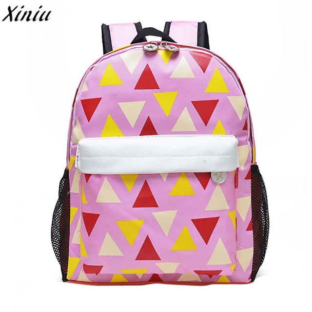 High Quality Student School Bag Backpack Cute Fashion Toddler Shoulder Bag  Travel Softback Women s Backpack Kids Gift Hot Sale 32f91c299f