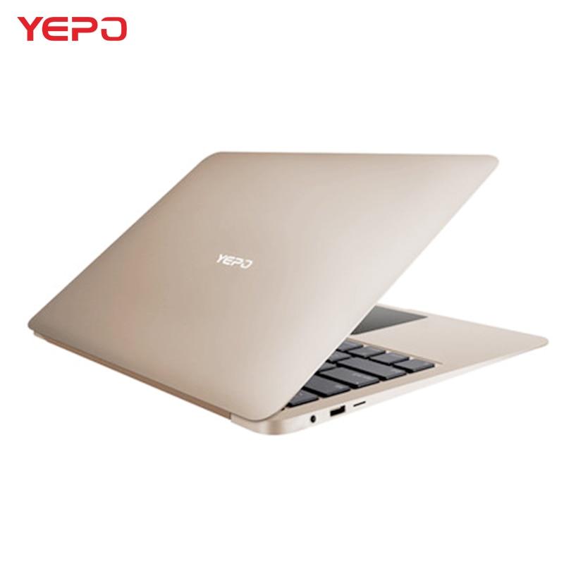 YEPO laptop 13.3 inch Apollo Version Intel Celeron N3450 laptops RAM 6GB ROM 128GB 196GB SSD Ultrabook gold/grey colour a laptop