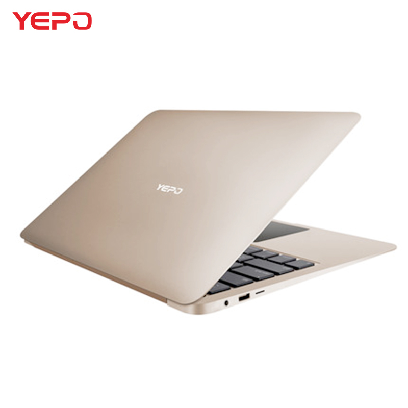 YEPO laptop Versione Intel Celeron 13.3 pollice Apollo N3450 computer portatili RAM 6 GB DDR3 128 GB eMMC notebook Ultrabook con M.2 SATA SSD