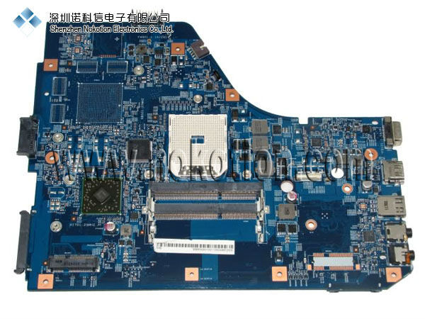 NOKOTION 48.4M702.011 Loptop Mainboard MB.RNW01.001 Original for Acer 5560 Motherboard MBRNW01001 nokotion laptop motherboard for acer aspire 5820g 5820t 5820tzg mbptg06001 dazr7bmb8e0 31zr7mb0000 hm55 ddr3 mainboard